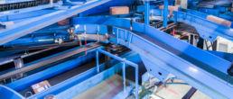 logistic process automation smart warehousing
